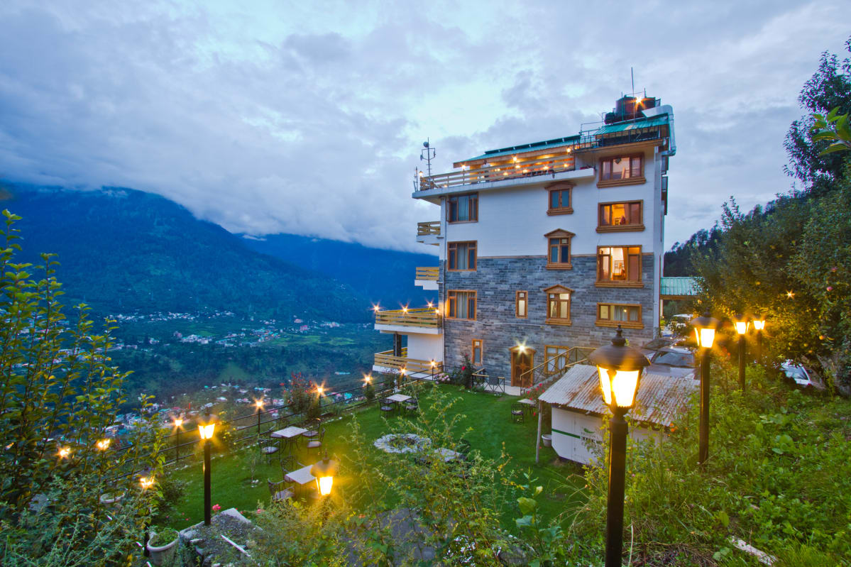 Vivaan Resorts- Manali
