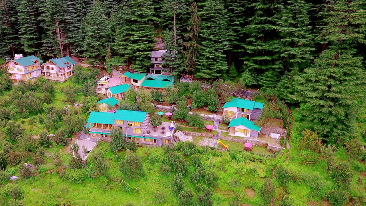 Amara Resorts- Manali